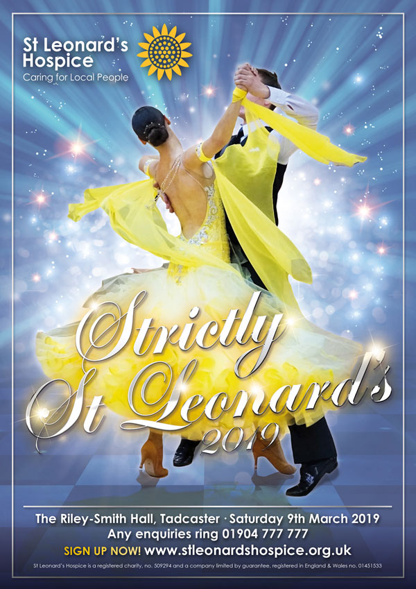 Strictly St. Leonards Poster