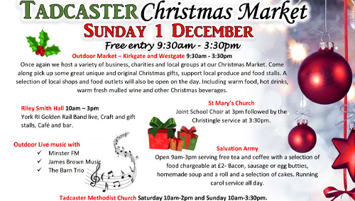 2019 Christmas Market and Festival