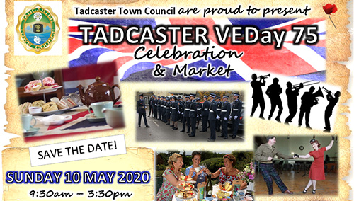 VE Day 75 Celebration & Market